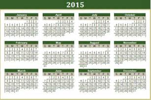 winter 2015 term calendar