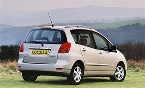 Toyota Corolla 2002 : toyota corolla verso review 2002 2003 parkers ~ Medecine-chirurgie-esthetiques.com Avis de Voitures