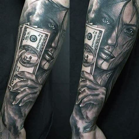 money tattoos designs  ideas stocks golfiancom