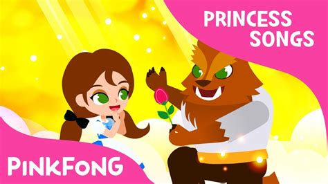 and the beast princess songs pinkfong songs for 469 | maxresdefault