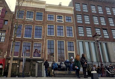 Im Annefrankhaus In Amsterdam Httpswwwanderswohinde