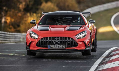 The black series has been synonymous with a very special type of car since 2006: Mercedes-AMG GT Fastest Production Car at Nurburgring | Our Auto Expert