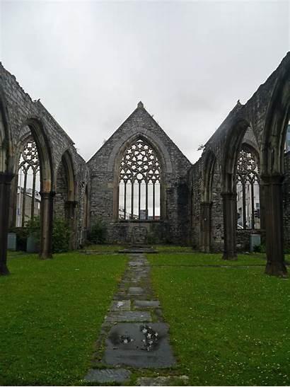 Church Charles Plymouth Inside Kg Interior