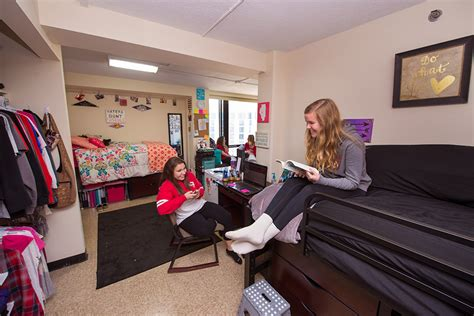 watterson towers university housing services illinois