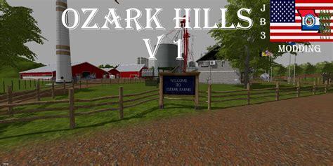 ozark seasons v1 0 ls17 farming simulator 17 mod