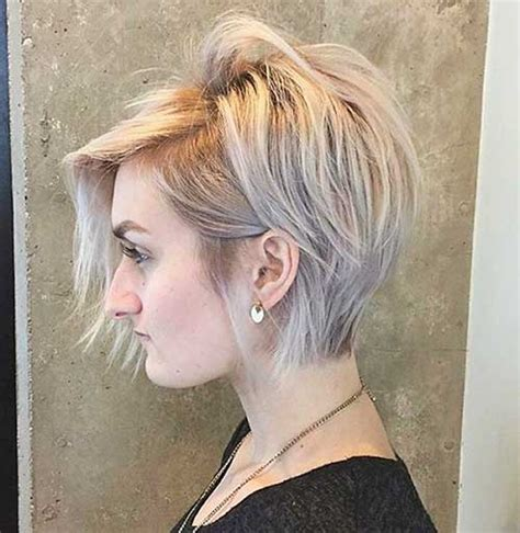nice short hairstyle ideas  teen girls short