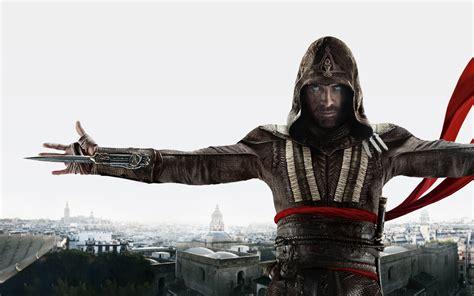 Wkrótce podejmuje walkę z potężnymi templariuszami. Assassins Creed 2016 Movie 4K 8K Wallpapers   HD Wallpapers   ID #19113