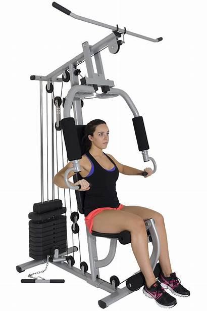 Gym Equipment Orbit Weight Stack Chest Fitness