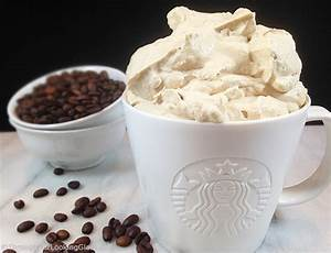 Starbucks Coffee Whipped Cream - Through Her Looking Glass