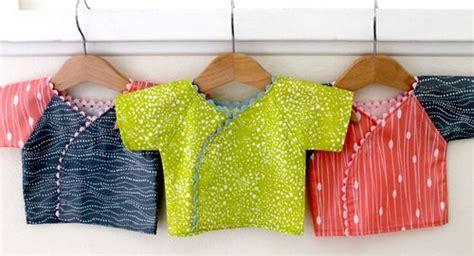 How To Sew An Easy Baby Kimono  Spoonflower Blog