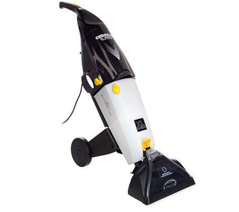 Oreck Floor Machine Manual by Oreck Xl Shield Power Scrubber Carpet Floor Cleaner