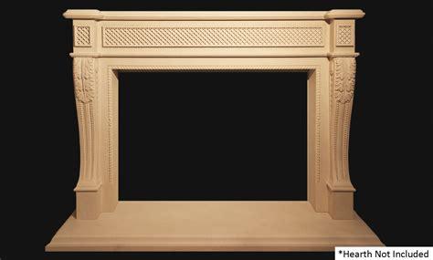 Firenze A  Zohostone Fireplace Mantels
