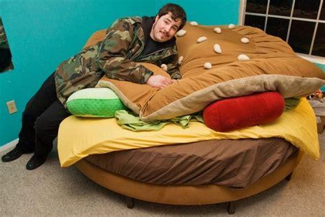 burger bed the hamburger bed photo gallery