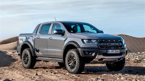 A leaked photo from 2019 also previewed the new look, which features boxier proportions and a new. A charged Ford Ranger Raptor pickup won't get a V8 engine