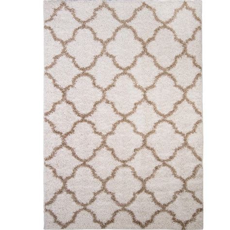 beige and white rug synergy white beige 20 in x 31 in indoor area rug 5a
