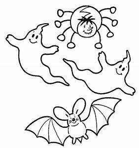 Dessin Facile Halloween : 98 dessins de coloriage halloween imprimer imprimer ~ Melissatoandfro.com Idées de Décoration