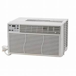 Ge 8 000 Btu Through The Window Smart Room Air Conditioner
