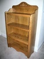 bookcases bookshelves  woodworkersworkshopcom
