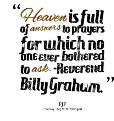 billy graham prayer quotes quotesgram