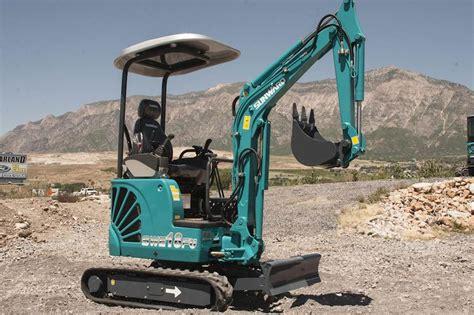 sunward swefu mini excavator  sale farr west ut  mylittlesalesmancom