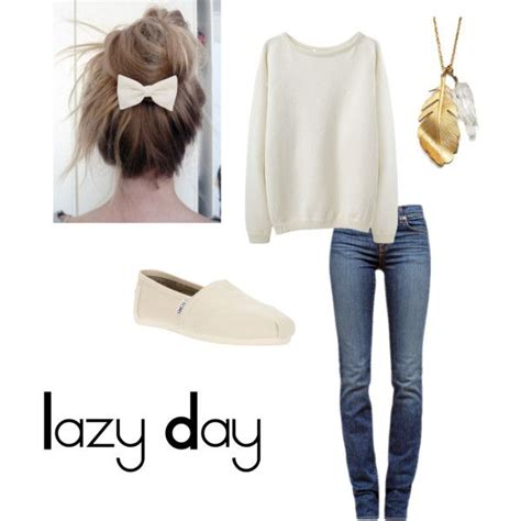 U0026quot;Lazy Dayu0026quot; by melissa1753 on Polyvore | Outfit Ideas | Pinterest | Men and women Lazy days and ...