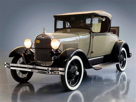 This Looks Like Our 1929 Model A Roadster