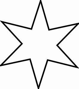 Outline Star clip art Free vector in Open office drawing ...