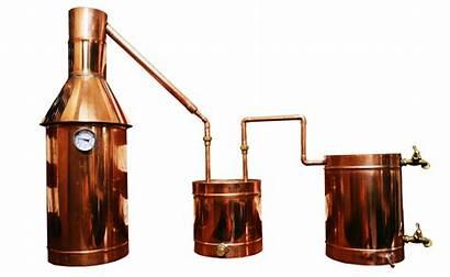 Moonshine Still Copper Gallon Complete Electric Liquor