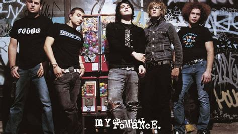 My Chemical Romance Wallpaper Hd My Chemical Romance Wallpaper