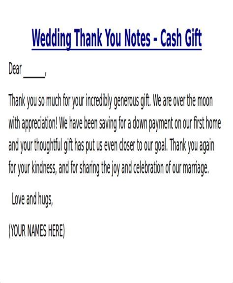 thank you card template for money thank you card wedding money shilohmidwifery