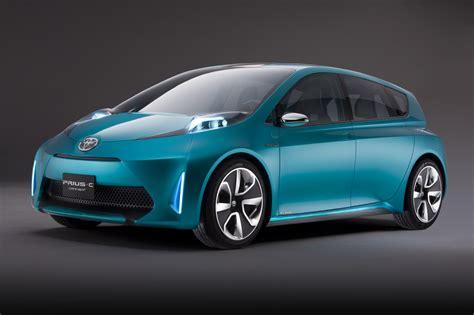 2018 Toyota Prius C Concept Photos Features 2018 Toyota