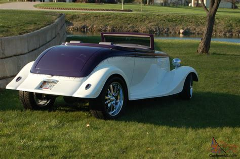 34 Ford Custom Roadster