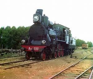 Russia U2019s Emergency Steam Locomotive Reserve