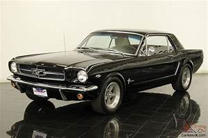 Ford Mustang 1964 : rare 1964 ford mustang k code coupe numbers matching 289ci v8 4 speed 271 hp ~ Medecine-chirurgie-esthetiques.com Avis de Voitures