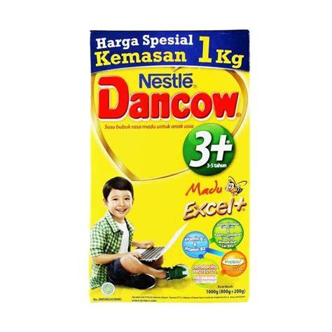Dancow 3 Madu 1000g jual dancow 3 madu formula 1000 g terbaru harga