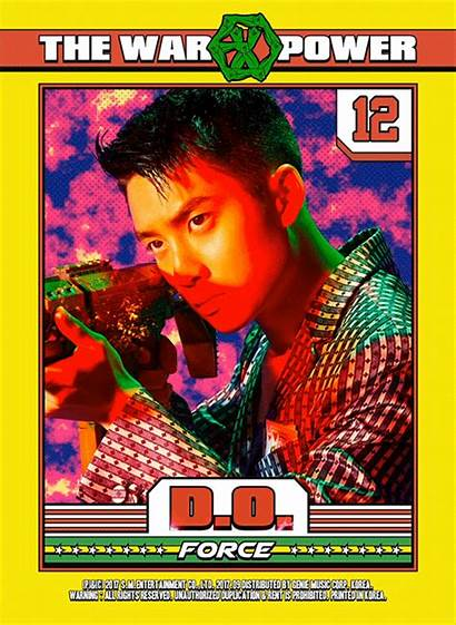 Suho Exo Power Teaser Powers