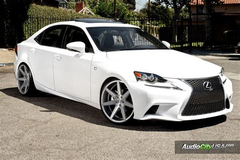 2015 lexus is 250 custom 2015 lexus is 250 f sport 20 quot rennen wheels crl 70