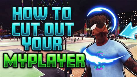 How To Cut Out Your My Player Or Nba Player Great For