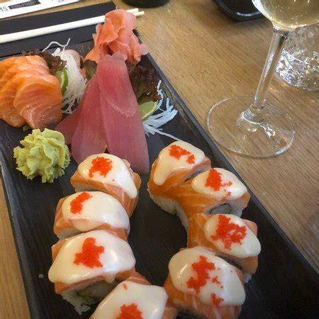 yakuza sushi asian fusion elizabetes  riga