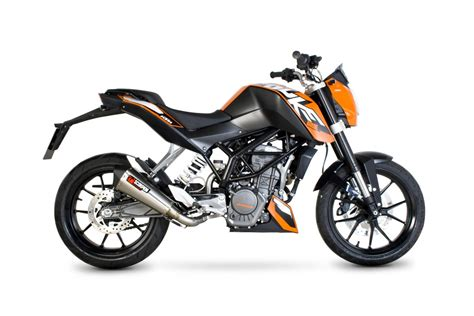 Scorpio Ala Duke by Ktm Duke 125 200 Exhausts Duke 125 200 Performance