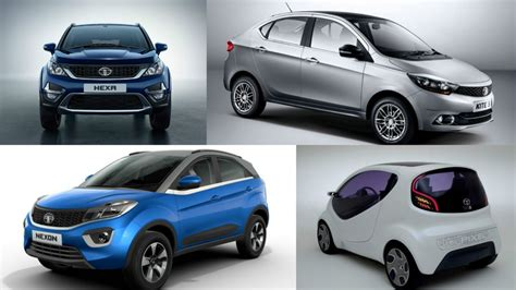 In Vehicles 2017 by Tata Motors To Launch 5 New Vehicles In 2017 18 All You