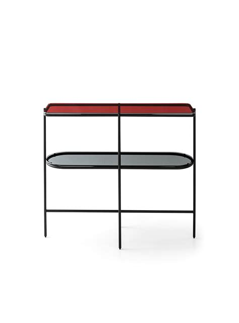 calligaris console table console puro par calligaris mariette clermont