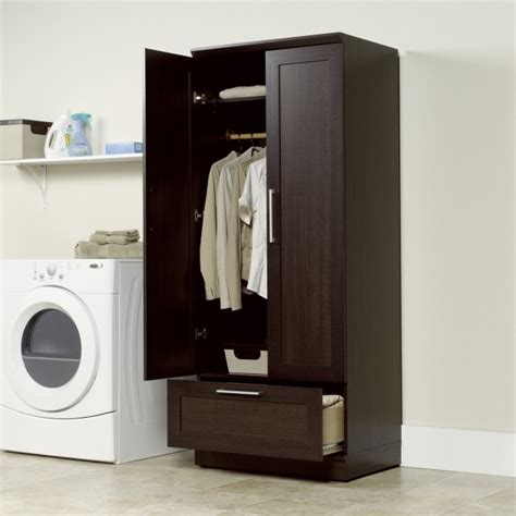 sauder home plus storage sauder homeplus wardrobe storage cabinet storage designs
