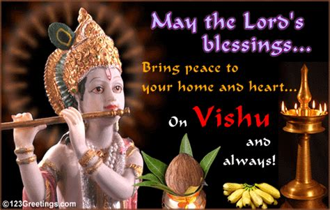 lords blessings  malayalam  year ecards