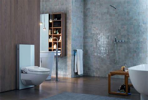 toilette monolith glas weiss geberit  kombination mit