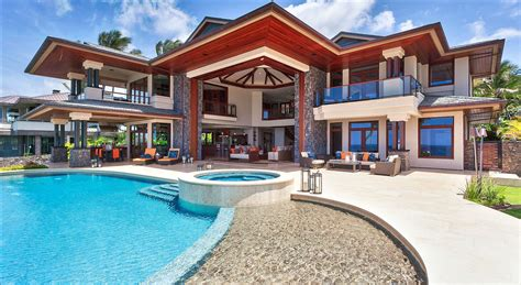 Spectacular Luxury Design Homes by Houses Kapalua Place House 49 Pics