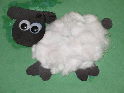 sheep crafts for preschool and easy easter craft ideas for sellcell 276