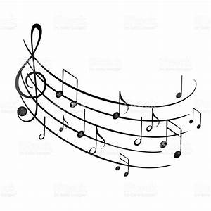 Vector Music Notes Stock Vector Art & More Images of 2015 ...
