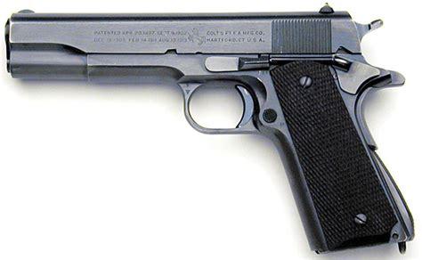 Colt Model 1911A1 M1911A1 U.S. Army .45 ACP Pistol ...