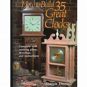 Learn To Repair Your Clocks With These Clock Repair Books